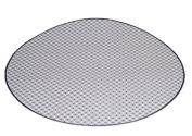 Neatnik Spot Splat Mat, Silver Grey/White