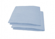 Fitted Mattress Bassinet Sheet Jersey Knit 30 x 16 - 2 Pack