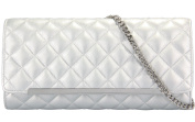 Grace Angel Women's Quilted Flap Clutch Handbags GA13791