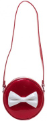 Sourpuss Ship Shape Purse Red