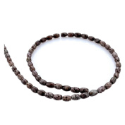 HLDIY 1 Strand Snow Stone Loose Beads Jewellery Making Beads Accessories