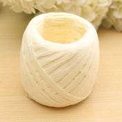 20m Long Colourful Raffia Paper Ribbon Party Wedding Gift Decorating Flower Craft Scrapbook Wrapping Décor