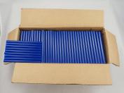 GlueSticksDirect Blue Coloured Glue Sticks 0.8cm X 10cm 2.3kg