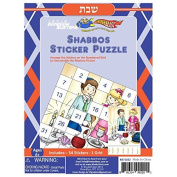 Amazing Shabbos Sticker Puzzle