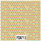 Decopatch Decoupage Printed Paper FDA713 Hexagons