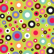 Bright Dots All-Occasion Wrapping Paper - 9.3sqm