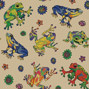 Hop To It Kraft All-Occasion Wrapping Paper - 9.3sqm