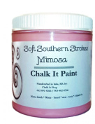 Chalk It Paint Finish for Furniture, Art, Crafts and More! 240ml Mimosa