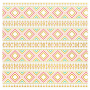 Navajo Aztec Tribal 1 Vinyl Sheets Heat Transfer Vinyl 006-3-HT
