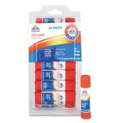 ELMERS PRODUCTS, INC E553 All-Purpose Permanent Glue Sticks, 24/Pack