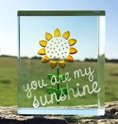 Spaceform Token Single Sunflower Sunshine 1987