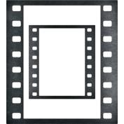 Cheery Lynn Designs B673 Film Set Scrapbooking Die Cuts