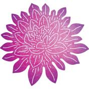 Cheery Lynn Designs B697 Lotus Flower Scrapbooking Die Cuts