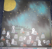 Cloud 9 - HAPPY HALLOWEEN Double Sided Paper 4 Sheets