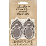 Cameo Frame by Tim Holtz Idea-ology