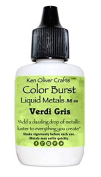 Ken Oliver Crafts Liquid Metals, Verdi Gris