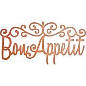 Cheery Lynn Designs B658 Bon Appetite Scrapbooking Embellishments