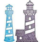 Cheery Lynn Designs B644 Lighthouse Set Scrapbooking Embellishments