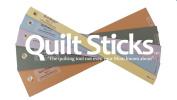Quiltsticks Half Square Triangle 25cm - quilt stick sticks quiltstick Rotary Cut