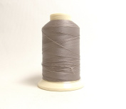 Thread, Polyester, Coats Bonded Polyester Thread-120ml Spools, Medium Titanium (Grey) Size DB-92