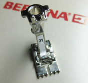 Original Bernina foot #31 - 5 Grooves PinTuck #31 for Medium Weight Fabric #0025907100 - Old Style for 830-1630 machines