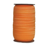100 Yards of Sunkist 1.6cm Fold Over Elastic - ElasticByTheYardTM