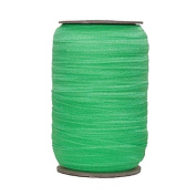 100 Yards of Spring Green 1.6cm Fold Over Elastic - ElasticByTheYardTM