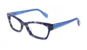 Scojo Unisex Elizabeth Street Reading Glasses, +2.0, Blue Chop