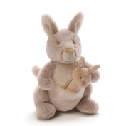 Oh So Soft Kangaroo & Rattle