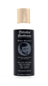 Polished Gentleman Beard Growth and Thickening Shampoo - With Organic Beard Oil - For Best Beard Look - For Facial Hair Growth - Beard Softener for Grooming - 120ml Small beard