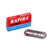 Rapira Chrome Super Stainless Double Edge Blades