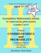 Practice Combinatorics and Probability