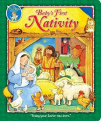 Baby's First Nativity [Board book]