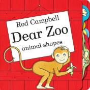 Dear Zoo Animal Shapes (Dear Zoo & Friends) [Board book]