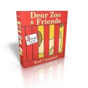Dear Zoo & Friends  : Dear Zoo; Farm Animals; Dinosaurs (Dear Zoo & Friends) [Board book]