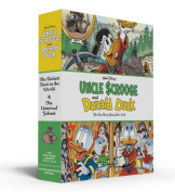 Walt Disney Uncle Scrooge and Donald Duck the Don Rosa Library Vols. 5 & 6  : Gift Box Set