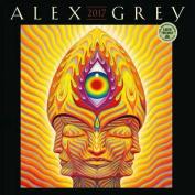 Alex Grey 2017 Wall Calendar