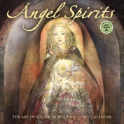 Angel Spirits 2017 Wall Calendar