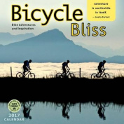 Bicycle Bliss 2017 Wall Calendar