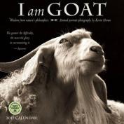 I Am Goat 2017 Wall Calendar