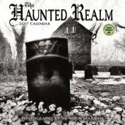 Haunted Realm 2017 Wall Calendar