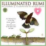 Illuminated Rumi 2017 Wall Calendar