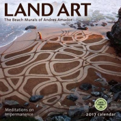Land Art 2017 Wall Calendar