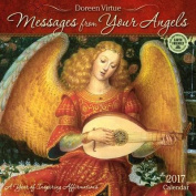 Messages from Your Angels 2017 Wall Calendar