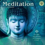 Meditation 2017 Wall Calendar