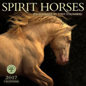 Spirit Horses 2017 Wall Calendar