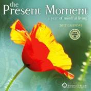 Present Moment 2017 Mini Calendar