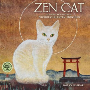Zen Cat 2017 Mini Calendar