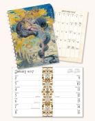 Women of Myth & Magic 2017 Engagement Calendar  : Kinuko Y. Craft