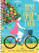 Bike Art 2016 - 2017 Weekly Planner